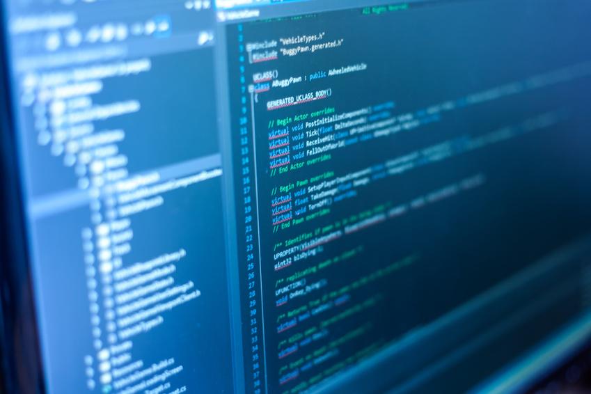 Sviluppo software af automazioni